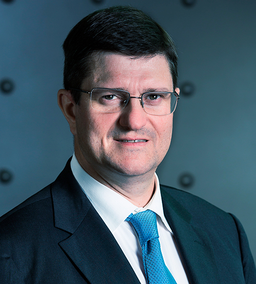 Luc Benoit Cattin, Cefic Board Member and Arkema Executive Vice President, Industry and CSR