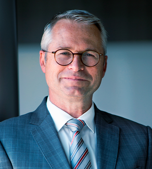 Erwin Dijkman, Cefic Board member and member of the Finance Committee. Eastman's Chief Procurement Officer and Vice President Regions.