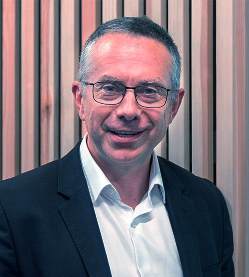 Frédéric Gauchet Member of the Cefic Board, Executive, Finance and Nomniation Committee. Chairman ABM. President of Minakem