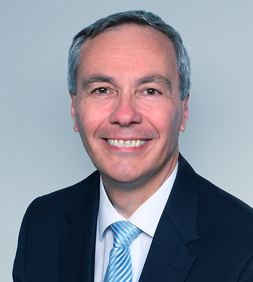 Pierrick Le Gallo, Member of the Cefic Board and Executive Committee and chairman of the PC Innovation. President Dupont MEA.