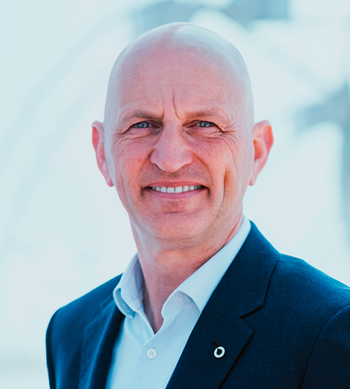 Wim Michiels Member of the Cefic Board and Nomination Committeee. CEO of Proviron .