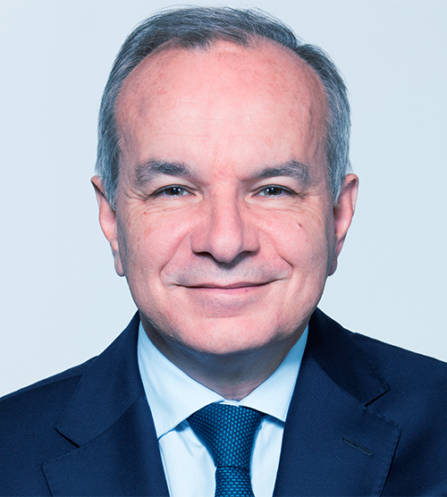 Bernard Pintatel Member of the Cefic Board, the Finance Committee, Permanent Guest of the Executive Committee and Chairman: Audit and Finance Committee. President, Refining & Chemicals of Total.