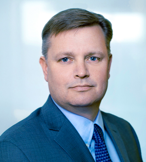 Jari Rosendal, Member of Cefic Board. President and CEO, Chairman of the management Board of Kemira