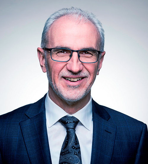 Harald Schwager, Member of the Cefic Board, the Executive Committee and chairman PC HSE, RC and Supply Chain. Member and Deputy Chairman of the Executive Board of Evonik