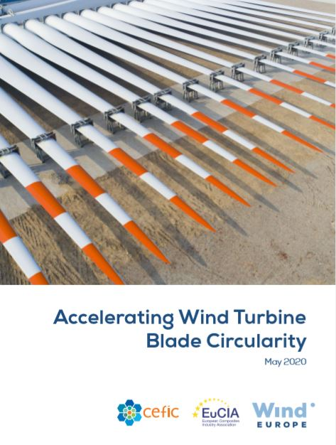 Cover: Accelerating Wind Turbine Blade Circularity