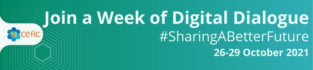 Banner Join a week of digital dialogue 2021