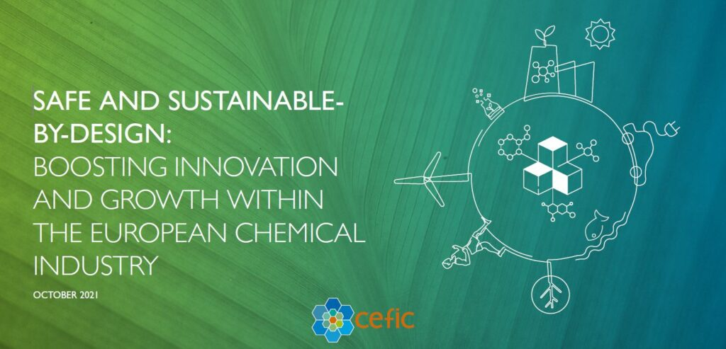News : Safe and Sustainable-by-Design: Boosting innovation and growth within the European chemical industry